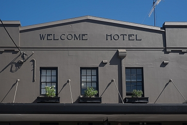 The Welcome Hotel