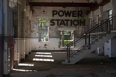 Balmain Power Station Pump House