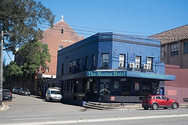 The Merton Hotel