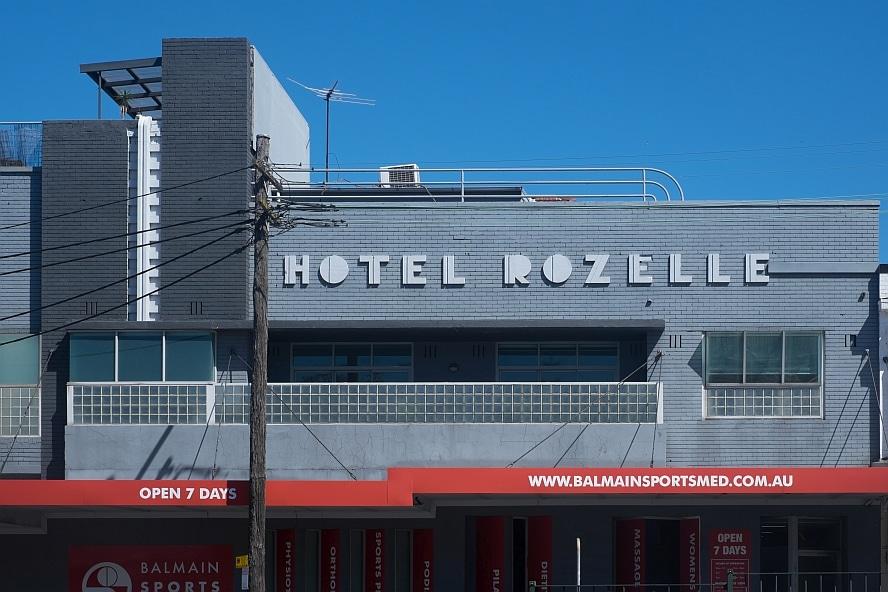 Rozelle Hotel