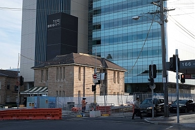 Development in Randwick