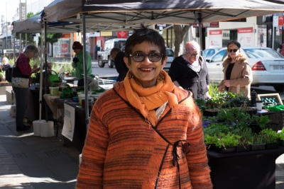 Founder of Slow Food Earth Market Maitland, Australia's only Slow Food Earth Market. Amorelle Dempster