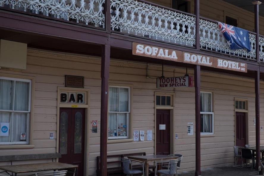 Royal Hotel Sofala