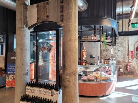 Romeo's IGA Food Hall