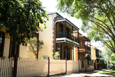 Heritage Homes in Summer Hill