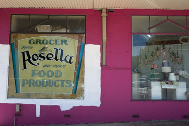 Old Advertising in Summer Hill