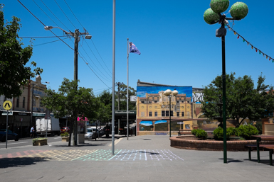 Summer Hill Square