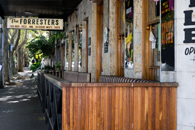 The Forresters Pub in Riley Street