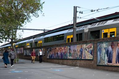 NSW Railway history