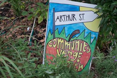Arthur Street Community Garden