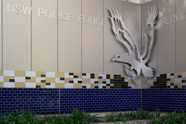 NSW Police Force Service Memorial