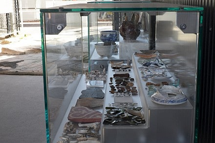 Fine Porcelain found in The Big Dig