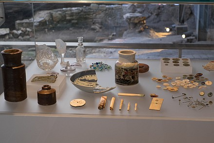 Artefacts from The Big Dig