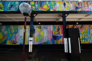 Urban art in Sydney