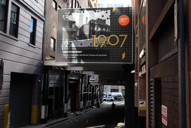 Historic Images form Sydney Urban Art