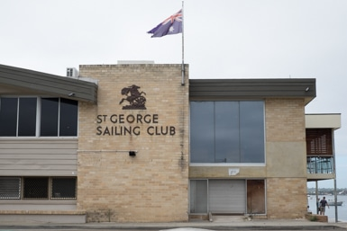 St George Sailing Club