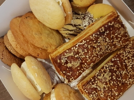 Pastries to end the Taste Tour of Merrylands