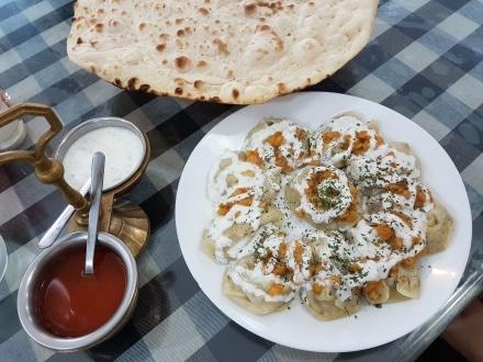 Afghani Mantu on a Taste Tour