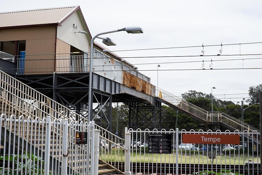 Tempe Railway Station