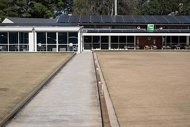 The Randwick Bowling Club