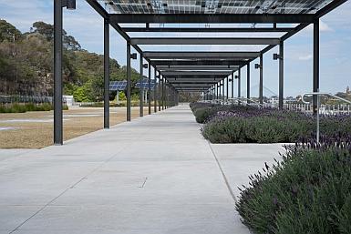 Coal Loader Platform