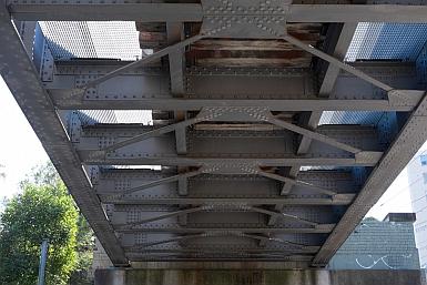 Woolcott Street Underbridge