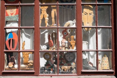 McElhone Street Window