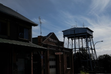 Windsor water tower