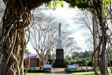 War memorial in Historic Windsor