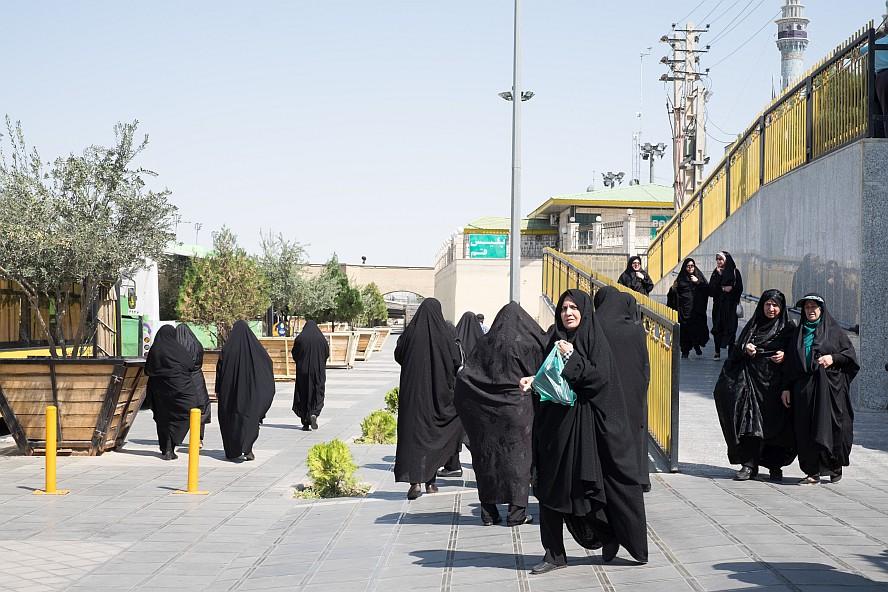 Women in Qom