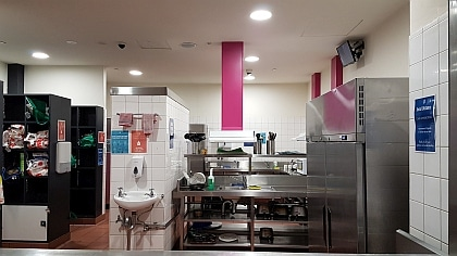 YHA Kitchen