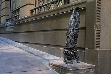 Youngster sculpture Sydney