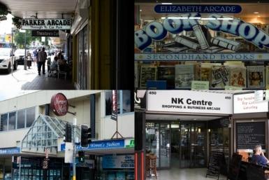 Penrith Arcades