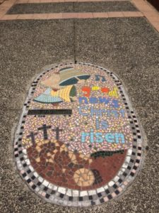 Mosaics on Marrickville Road