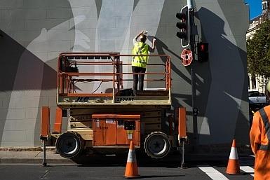 Paddington Street Art