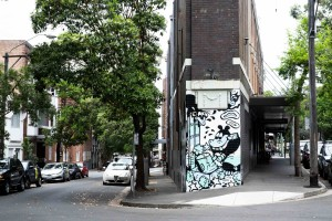 Street Art, Darlinghurst, Sydney